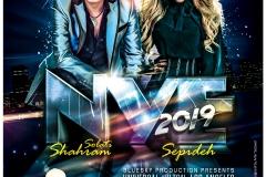 Shahram & Sepideh NYE (11x14)